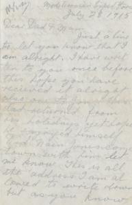 July 28th 1915 #1