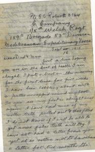 September 16th, 1915 #1