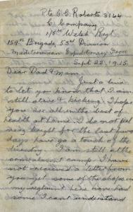 September 22nd, 1915 # 1