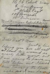 September 3rd 1915#1