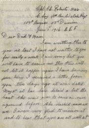 June 1st, 1916 #1